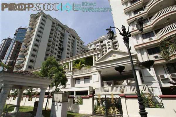 For Rent Condominium at The Forum, KLCC Freehold Fully Furnished 2R/2B 3k