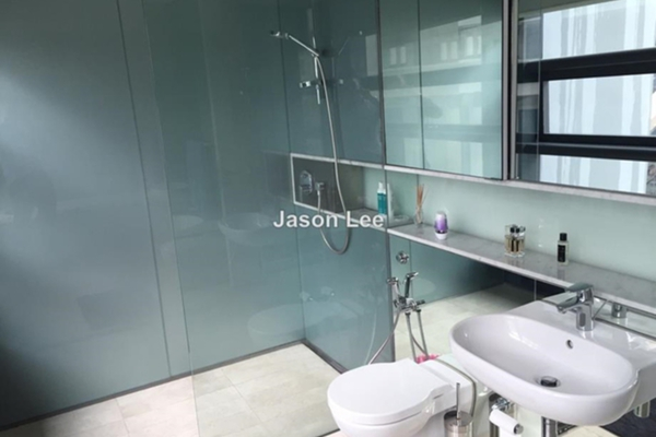For Rent Condominium at The Troika, KLCC Freehold Semi Furnished 2R/3B 7k