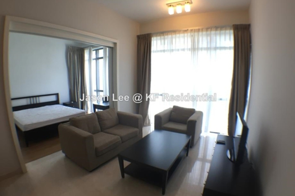 For Rent Condominium at Panorama, KLCC Freehold Fully Furnished 1R/1B 3k