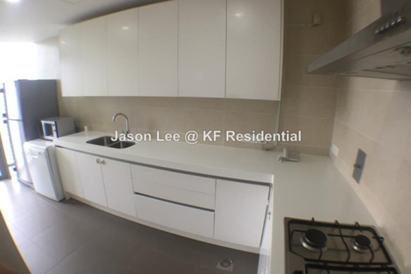 For Rent Condominium at K Residence, KLCC Freehold Semi Furnished 3R/5B 7k