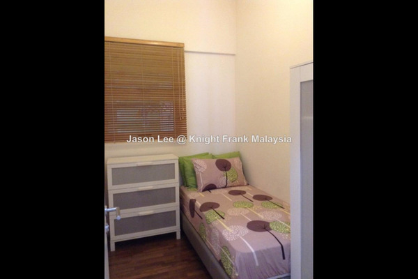 For Rent Condominium at Idaman Residence, KLCC Freehold Fully Furnished 2R/2B 3.5k