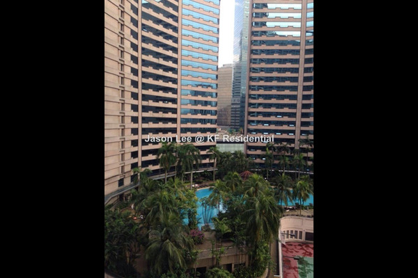 For Rent Condominium at Cendana, KLCC Freehold Fully Furnished 2R/4B 6k