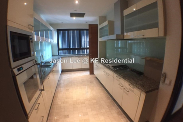For Rent Condominium at The Binjai On The Park, KLCC Freehold Semi Furnished 4R/5B 15k