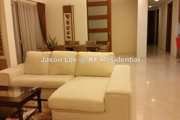 For Rent Condominium at Dua Residency, KLCC Freehold Fully Furnished 4R/6B 7k