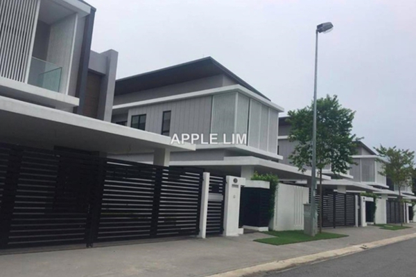 For Sale Bungalow at Twin Palms, Kemensah Freehold Unfurnished 4R/5B 2.1m