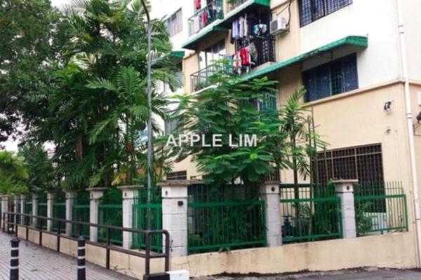 For Sale Condominium at Vista Wira, Wangsa Maju  Fully Furnished 3R/2B 395k