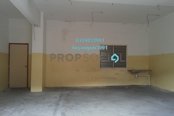 For Rent Shop at Taman Sri Idaman, Air Itam Freehold Unfurnished 0R/1B 1.1k