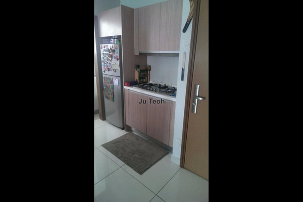 For Sale Condominium at Royal Regent, Dutamas Freehold Semi Furnished 2R/2B 550k
