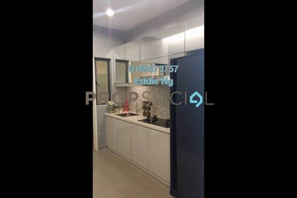 For Sale Serviced Residence at Taman Impian Indah, Balakong Freehold Semi Furnished 2R/2B 467k