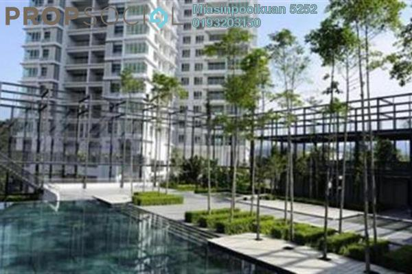 For Rent Serviced Residence at Seri Riana Residence, Wangsa Maju Freehold Semi Furnished 0R/0B 2.7k
