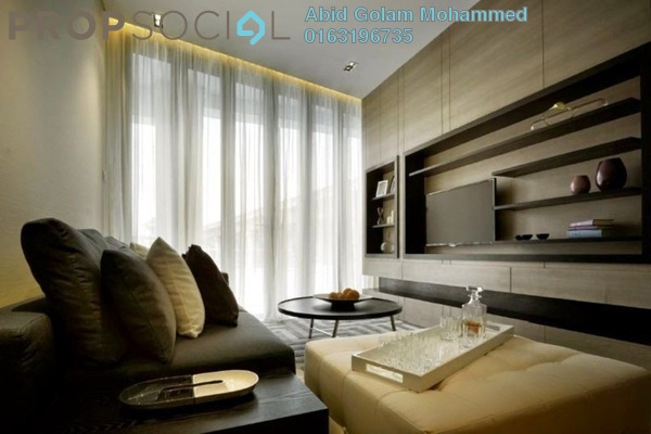 For Rent Serviced Residence at KL Gateway, Bangsar South Leasehold Fully Furnished 1R/1B 2k