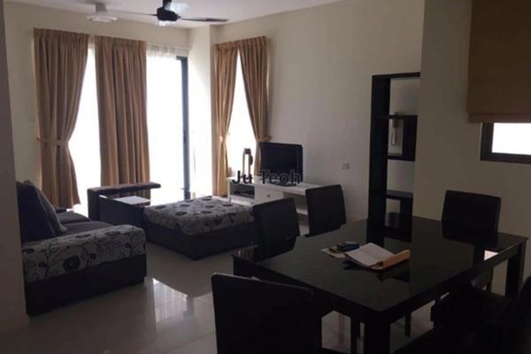 For Sale Condominium at Casa Kiara II, Mont Kiara Freehold Fully Furnished 3R/2B 999k