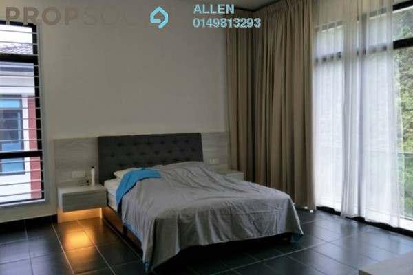 For Sale Serviced Residence at Indah Heights, Skudai Freehold Fully Furnished 4R/4B 1.2m