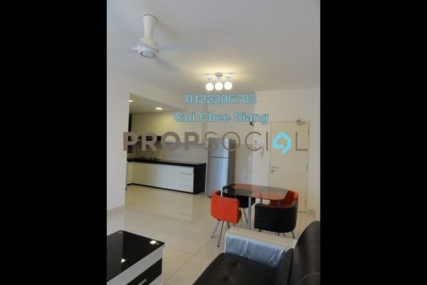 For Rent Serviced Residence at C180, Cheras South Freehold Fully Furnished 1R/1B 1.7k