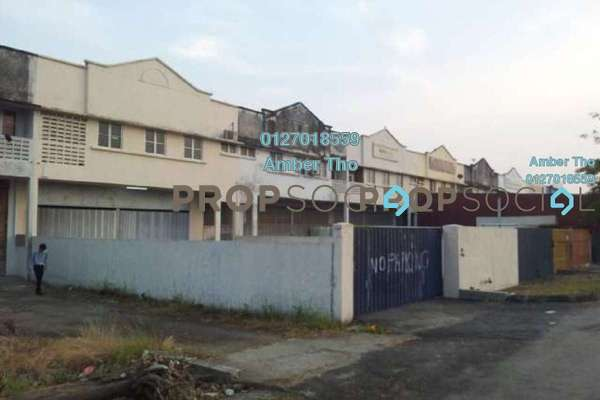For Rent Factory at Section 9, Shah Alam Leasehold Unfurnished 2R/4B 3.51k