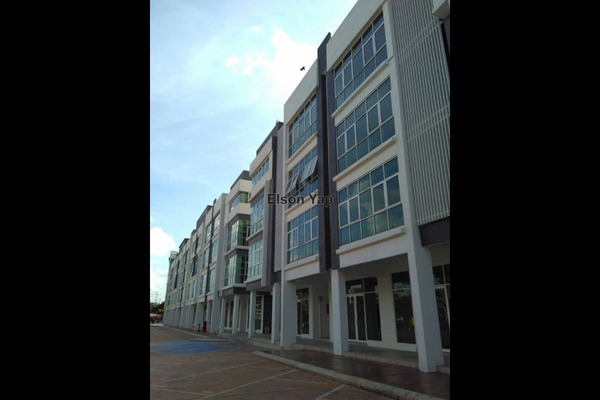 For Rent Shop at Boulevard Business Park, Jalan Ipoh Freehold Unfurnished 0R/0B 2.5k
