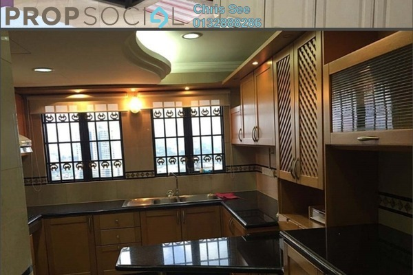 For Rent Duplex at Desa Villa, Taman Desa Freehold Fully Furnished 4R/3B 5k