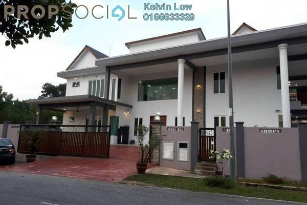 For Sale Bungalow at Section 8, Kota Damansara Leasehold Fully Furnished 8R/9B 3.7m