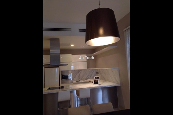For Rent Condominium at Icon Residence (Mont Kiara), Dutamas Freehold Fully Furnished 3R/2B 4k