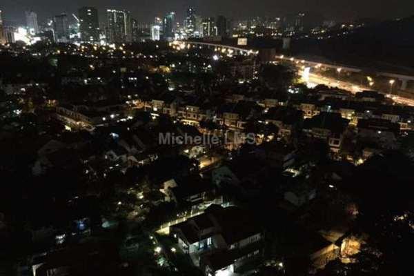 For Rent Condominium at Li Villas, Petaling Jaya Freehold Semi Furnished 3R/3B 2.8k