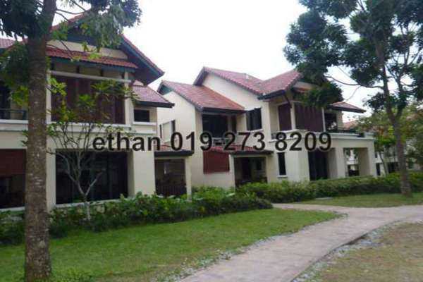For Sale Condominium at Nadia, Desa ParkCity Freehold Semi Furnished 2R/2B 900k