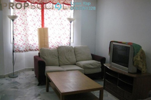 For Rent Apartment at USJ One Avenue, UEP Subang Jaya Leasehold Fully Furnished 3R/2B 1.7k