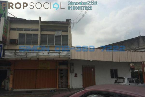 For Rent Office at Happy Garden, Old Klang Road Freehold Unfurnished 0R/0B 10.5k