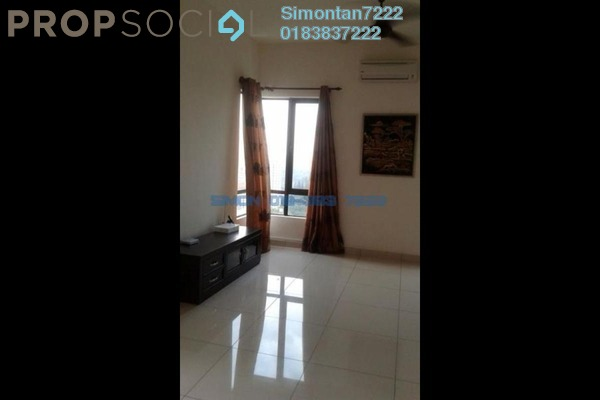 For Rent Condominium at Atmosfera, Bandar Puchong Jaya Freehold Semi Furnished 4R/3B 1.9k
