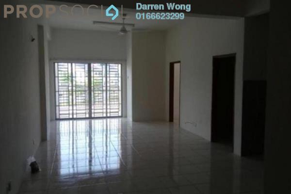 For Sale Apartment at Suria Residence, Bandar Mahkota Cheras Freehold Unfurnished 3R/2B 350k
