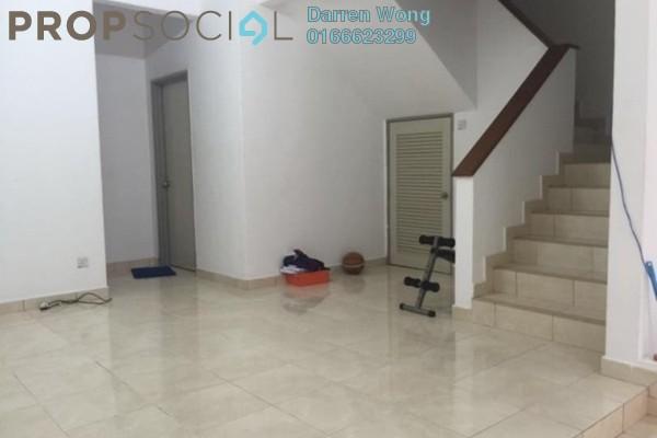 For Rent Terrace at Palm Walk, Bandar Sungai Long Freehold Semi Furnished 4R/3B 1.3k