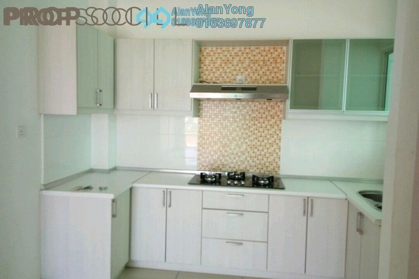 For Rent Condominium at Panorama Residences, Sentul Freehold Semi Furnished 3R/2B 1.51k