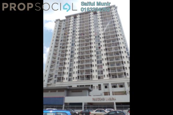 For Sale Condominium at Residensi Laguna, Bandar Sunway Leasehold Unfurnished 3R/2B 410k