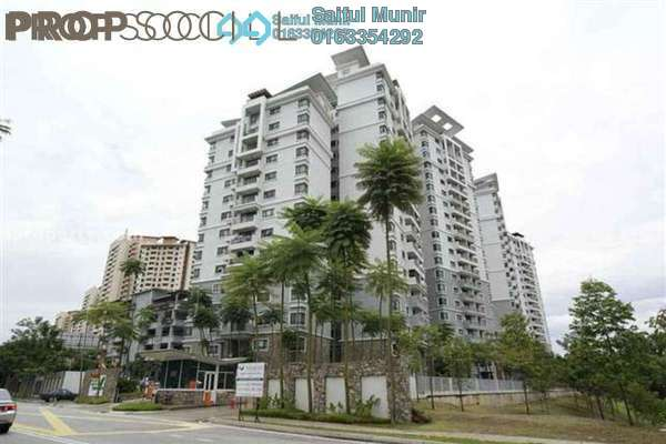 For Sale Condominium at Opal Damansara, Sunway Damansara Leasehold Semi Furnished 4R/3B 750k