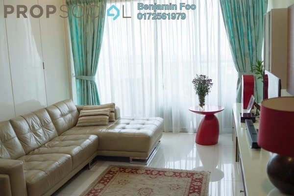 For Sale Condominium at 3 Residen, Melawati Freehold Fully Furnished 3R/2B 820k