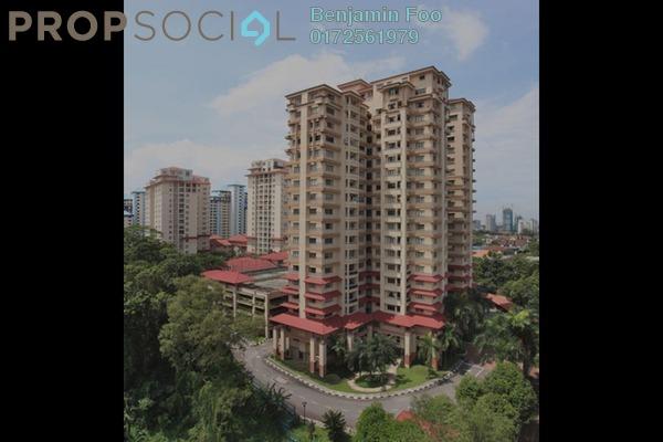 For Rent Condominium at Li Villas, Petaling Jaya Freehold Fully Furnished 1R/2B 2.6k