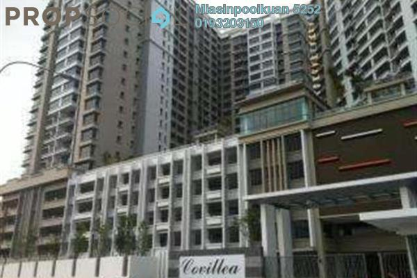 For Rent Condominium at Covillea, Bukit Jalil Freehold Fully Furnished 4R/3B 3.6k