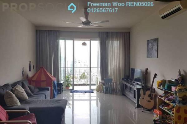 For Sale Condominium at Kiaramas Ayuria, Mont Kiara Freehold Fully Furnished 3R/2B 1.35m