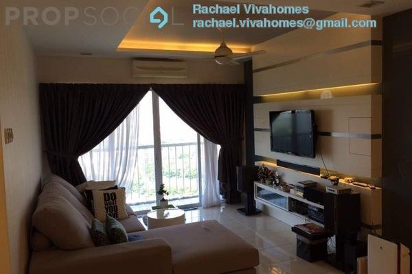 For Sale Condominium at Koi Kinrara, Bandar Puchong Jaya Freehold Semi Furnished 3R/2B 500k
