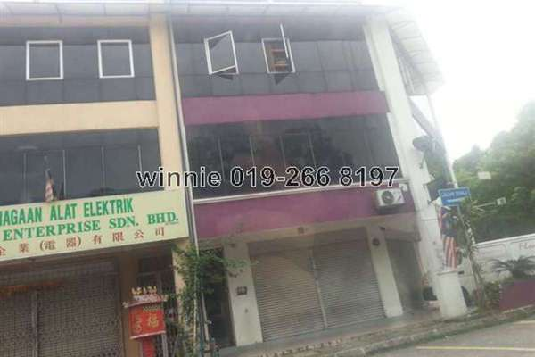 For Sale Shop at Taman Menjalara, Bandar Menjalara Leasehold Unfurnished 0R/0B 2.9m