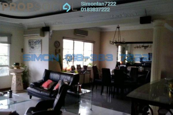For Sale Condominium at Sri Hijauan, Shah Alam Freehold Semi Furnished 4R/2B 578k