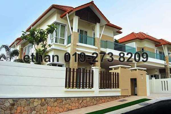 For Sale Semi-Detached at Villa Manja, Bandar Menjalara Freehold Semi Furnished 5R/5B 3.25m