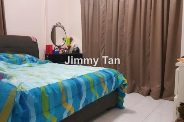 For Sale Condominium at Menara Sri Damansara, Bandar Sri Damansara Freehold Fully Furnished 3R/2B 455k