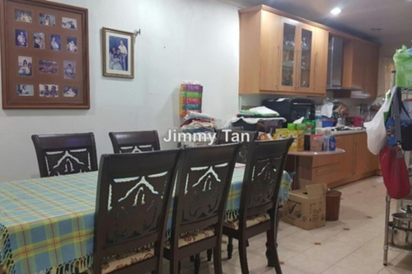 For Sale Terrace at Taman Bandar Baru Selayang Fasa 2A, Batu Caves Leasehold Semi Furnished 4R/3B 635k