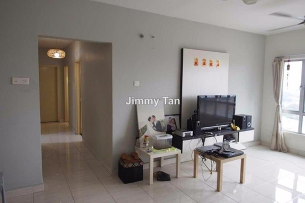 For Sale Condominium at Green Avenue, Bukit Jalil Freehold Semi Furnished 3R/2B 515k