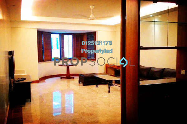 For Rent Condominium at Corinthian, KLCC Freehold Fully Furnished 3R/2B 3.1k