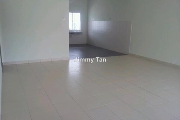 For Sale Terrace at Bromelia, Bandar Seri Coalfields  Unfurnished 4R/4B 505k
