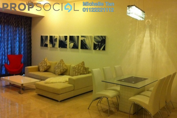 For Rent Condominium at Pavilion Residences, Bukit Bintang Leasehold Fully Furnished 2R/2B 7.5k