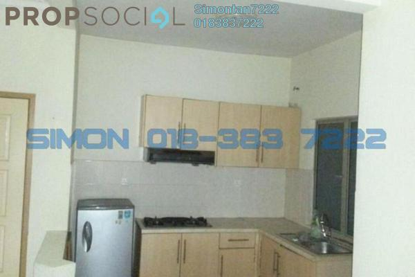 For Sale Condominium at Koi Tropika, Puchong Leasehold Semi Furnished 3R/2B 360k