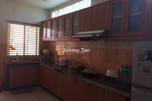 For Sale Semi-Detached at Seri Aman Heights, Sungai Buloh Freehold Semi Furnished 4R/3B 1.3m