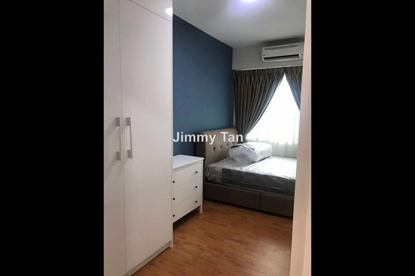 For Rent Condominium at Dex @ Kiara East, Jalan Ipoh Leasehold Fully Furnished 3R/2B 2k